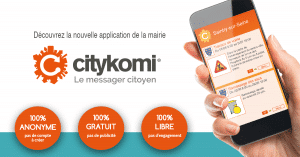 Application Citykomi