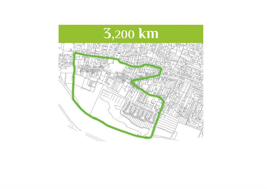 Plan Parcours 3km Saintry